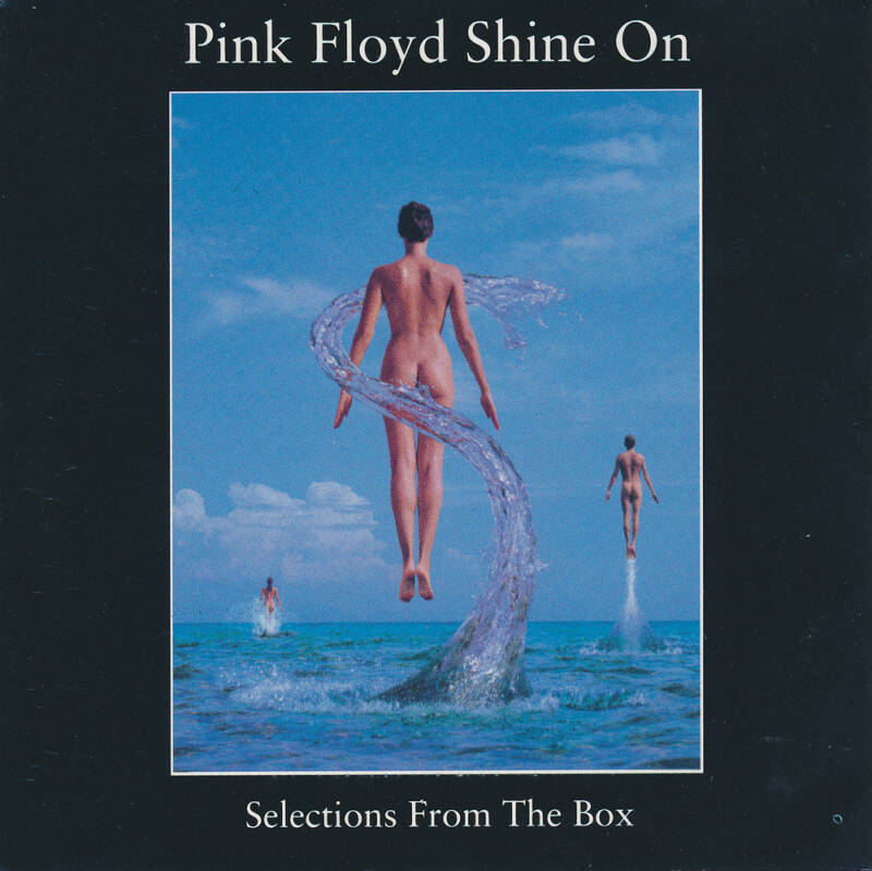 Pink Floyd - Selected Tracks From Shine On [USA, promo] - CD