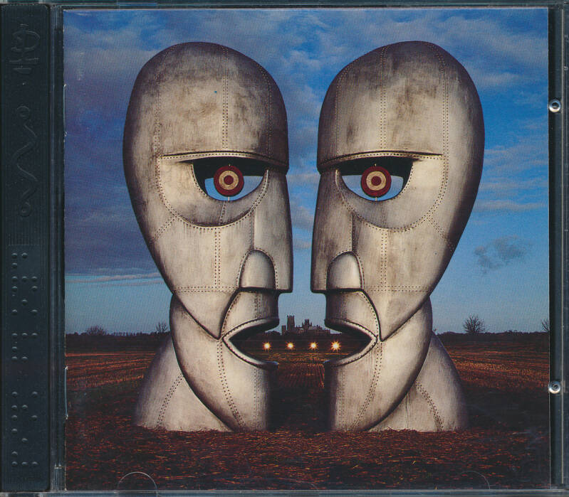 Pink Floyd - The Division Bell [Holland/UK] - CD