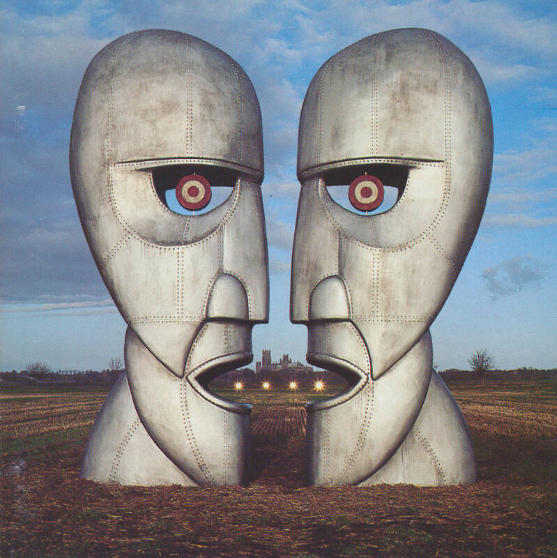 Pink Floyd - The Division Bell [Italy] - CD