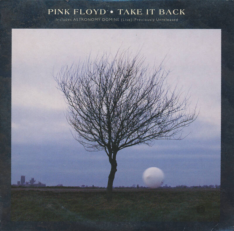 Pink Floyd - Take It Back [Holland] - CD Single