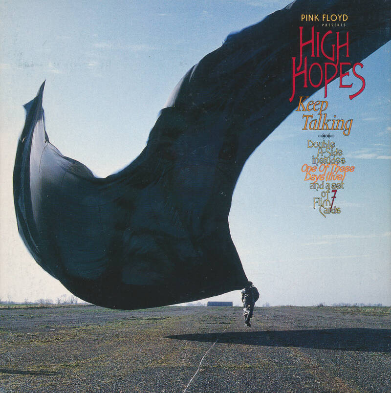 Pink Floyd - High Hopes [Holland/UK] - CD Single