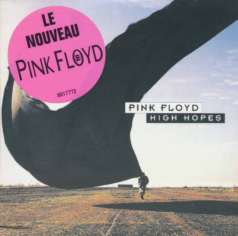 Pink Floyd - High Hopes [France] - CD Single