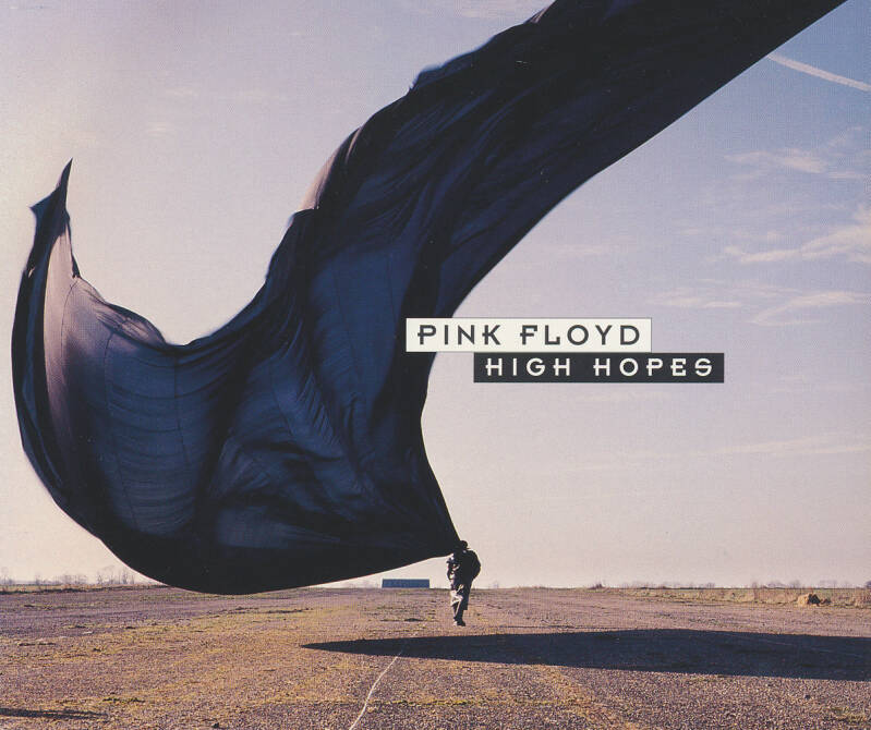 Pink Floyd - High Hopes [Holland, promo] - CD Single