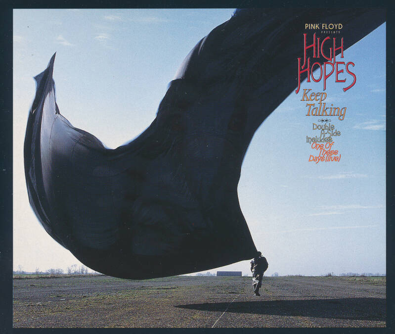 Pink Floyd - High Hopes [Holland] - CD Single