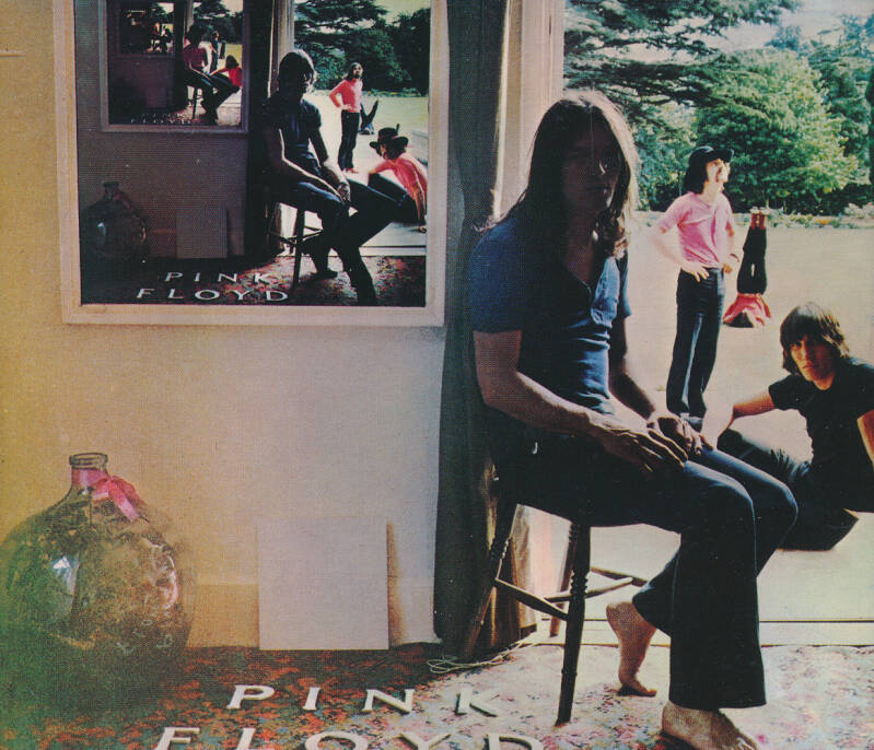 Pink Floyd - Ummagumma [USA] - 2CD