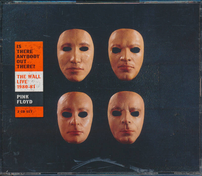 Pink Floyd - Is There Anybody Out There? [Holland/EU] - 2CD