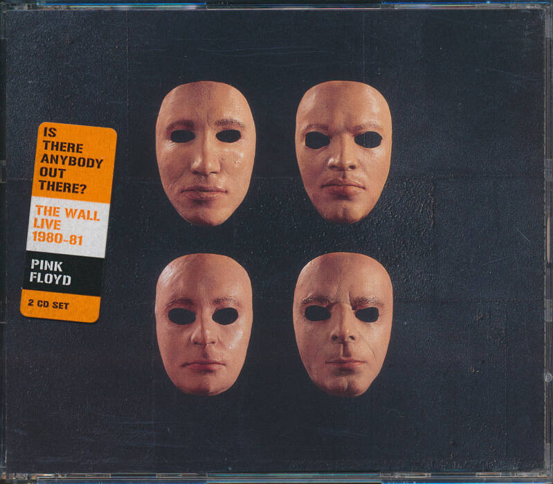 Pink Floyd - Is There Anybody Out There? [Italy/EU] - 2CD
