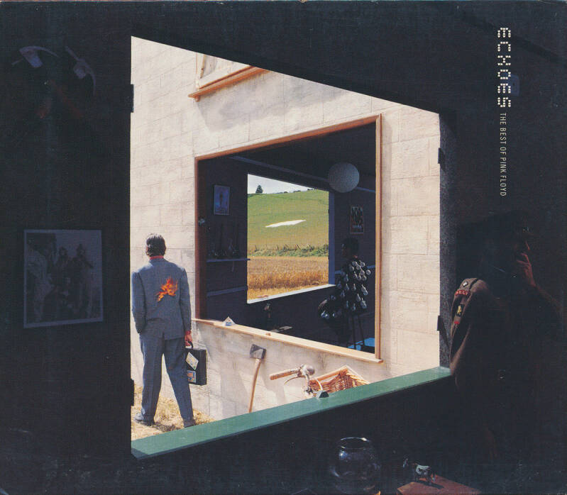 Pink Floyd - Echoes [USA] - 2CD