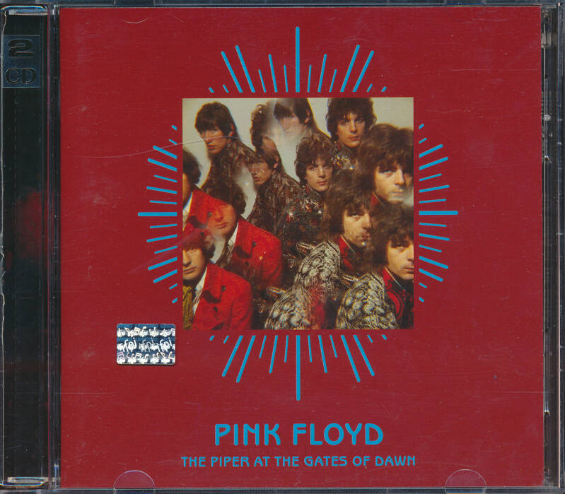 Pink Floyd - The Piper At The Gates Of Dawn [Argentina] - 2CD
