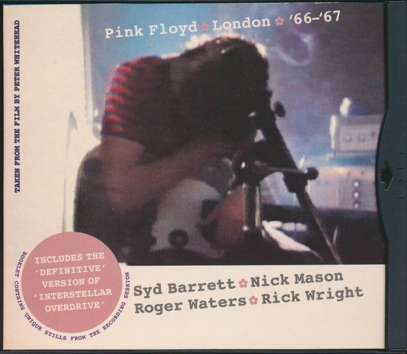 Pink Floyd - London '66-'67 [UK] - CD