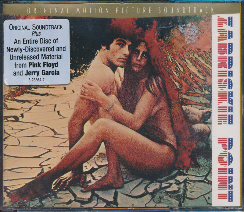 Pink Floyd (and others) - Zabriskie Point [UK] - 2CD