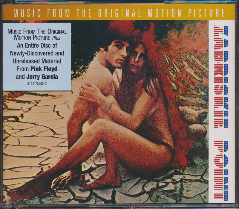Pink Floyd (and others) - Zabriskie Point [Germany] - 2CD