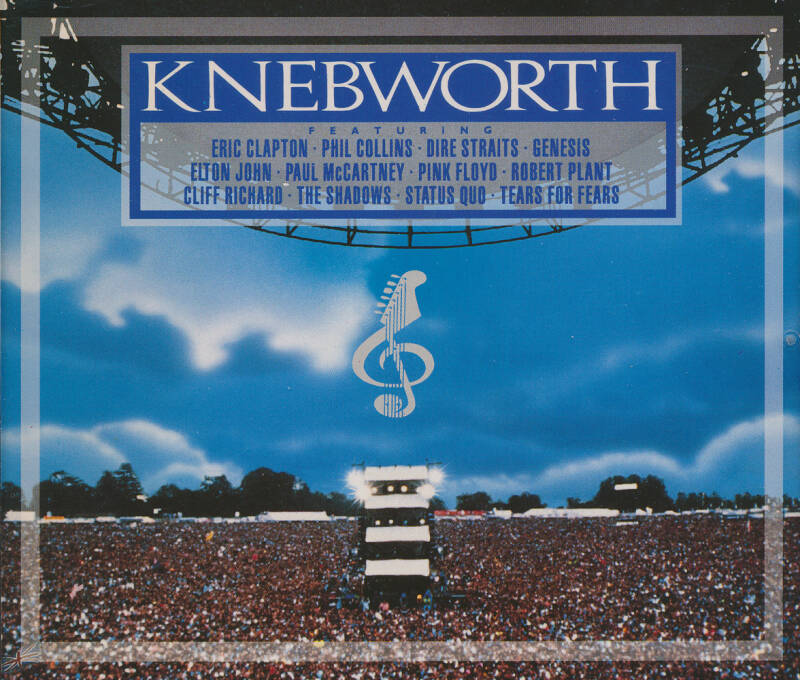 Pink Floyd (and others) - Knebworth [UK] - 2CD