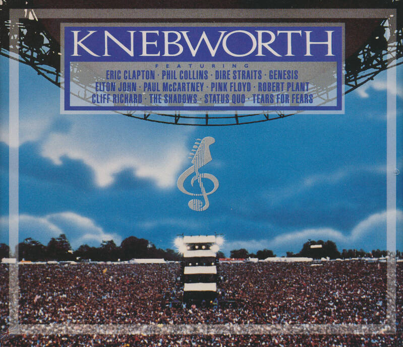 Pink Floyd (and others) - Knebworth [France] - 2CD