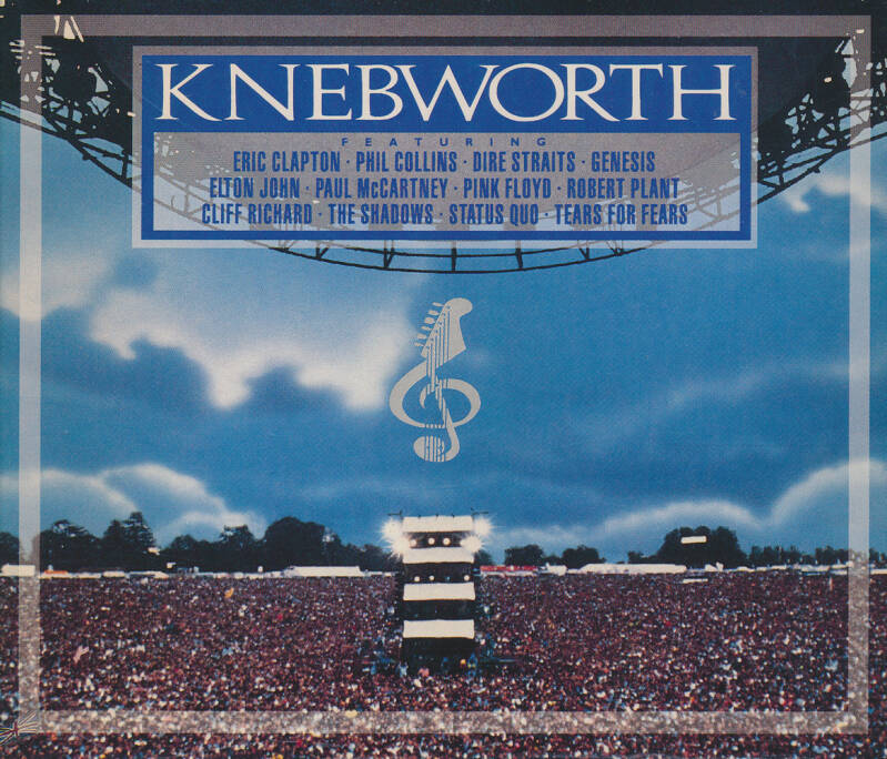 Pink Floyd (and others) - Knebworth [USA] - 2CD