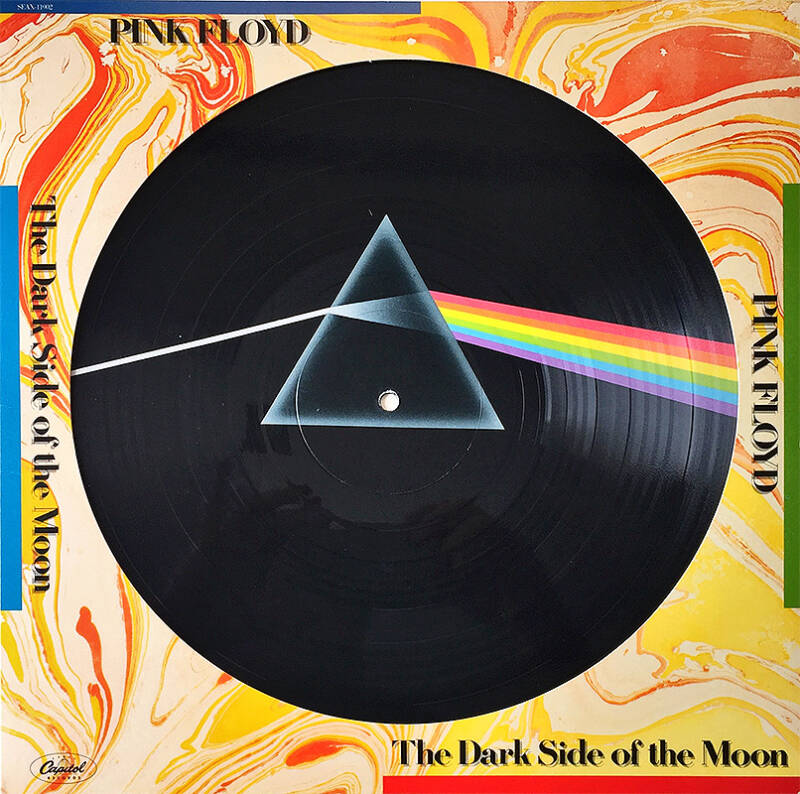 Pink Floyd - Dark Side Of The Moon [USA, picture disc]