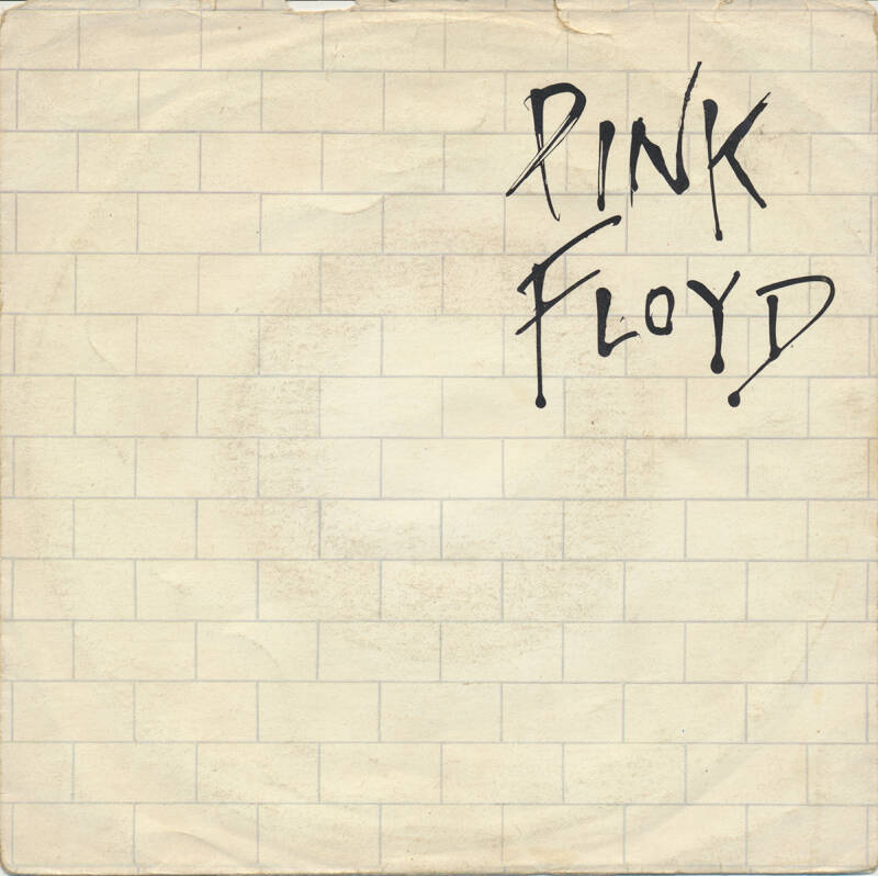 Pink Floyd - Another Brick In The Wall Part 2 [Italy, mispress] - 7""