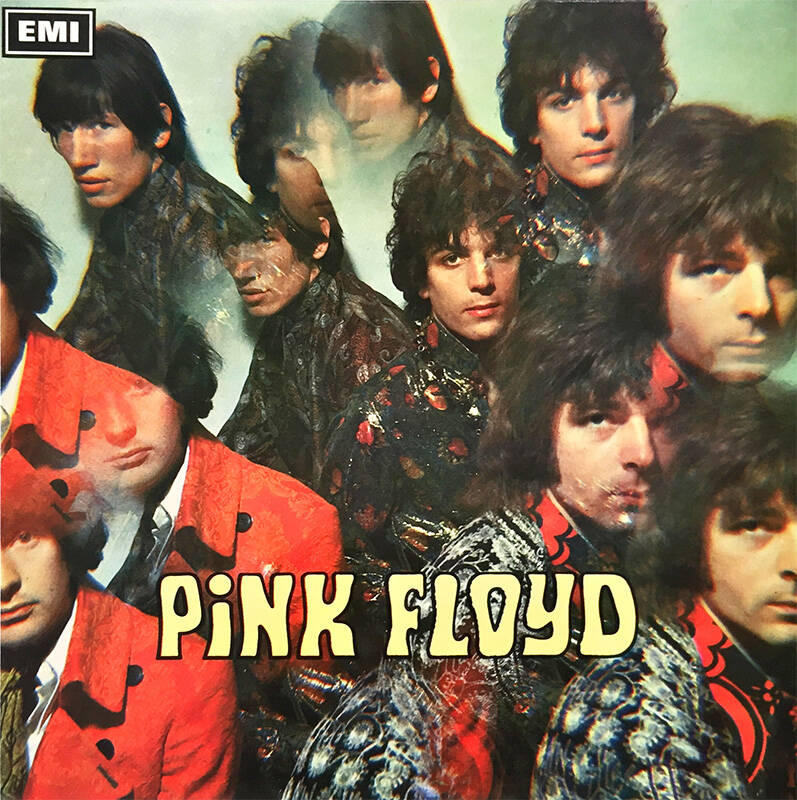 Pink Floyd - The Piper At The Gates Of Dawn [UK, mono] - LP