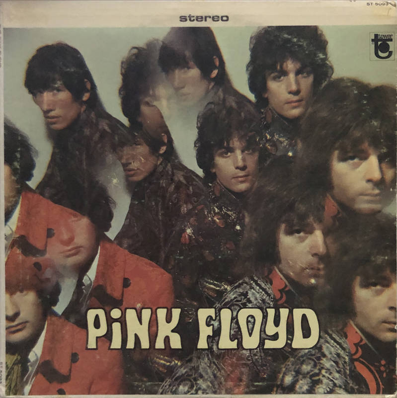 Pink Floyd - The Piper At The Gates Of Dawn [USA, stereo]
