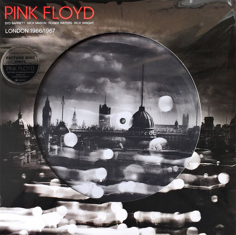 Pink Floyd - London 1966/1967 [Germany, picture disc] - LP