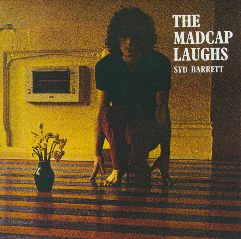 Syd Barrett - The Madcap Laughs [West Germany] - CD