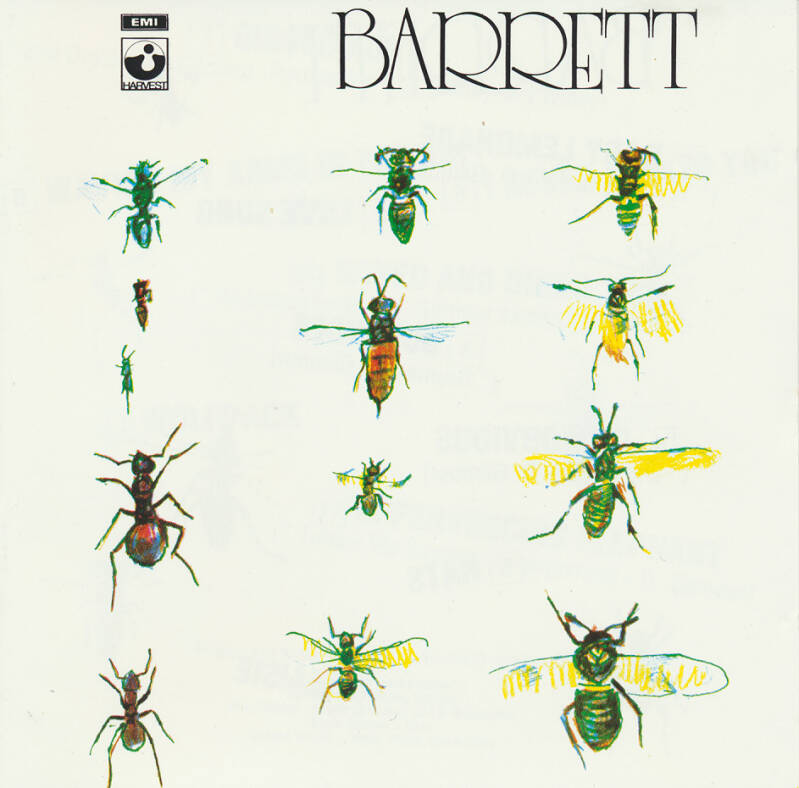 Syd Barrett - Barrett [Japan/EU] - CD
