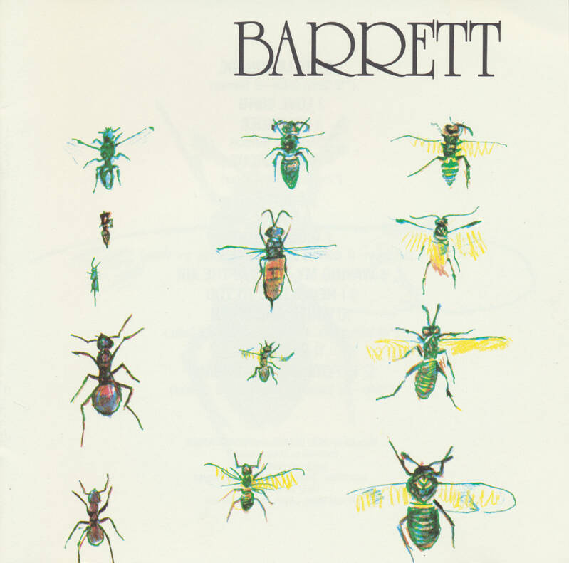 Syd Barrett - Barrett [USA] - CD