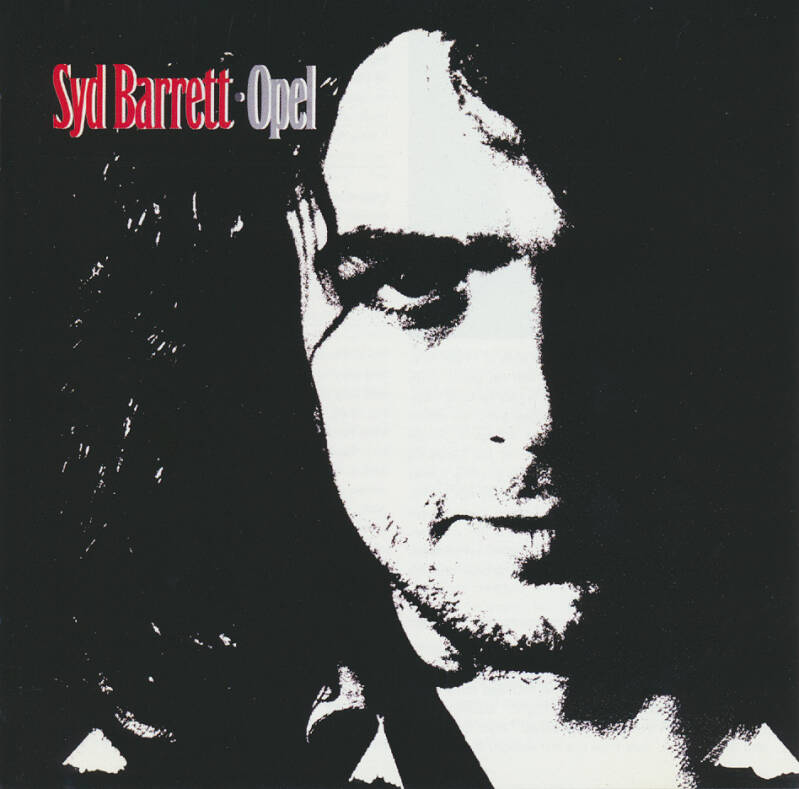 Syd Barrett - Opel [Italy] - CD