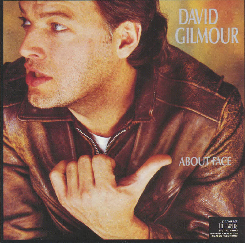 David Gilmour - About Face [Canada] - CD
