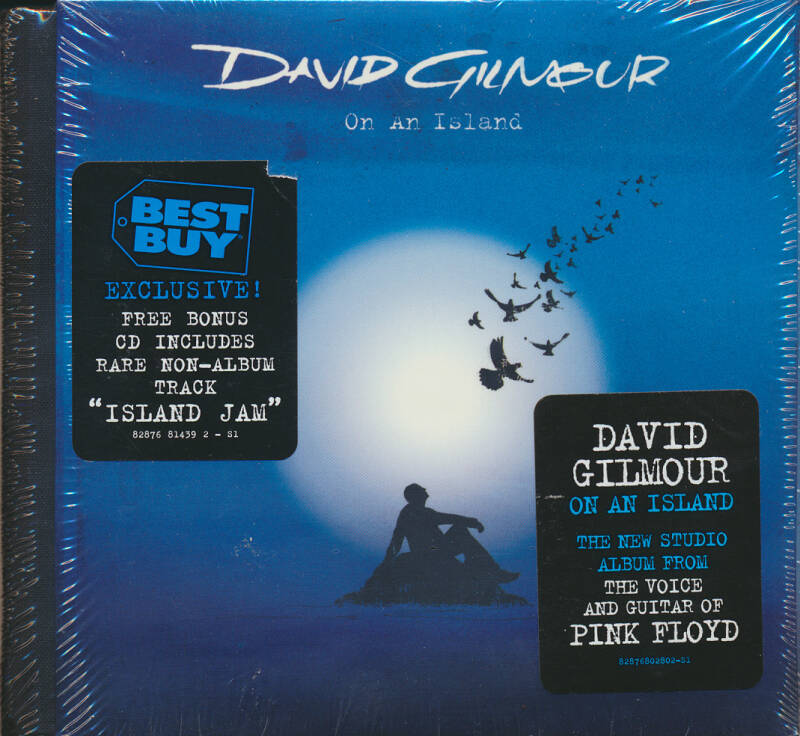 David Gilmour - On An Island [USA, Best Buy edition] - 2CD