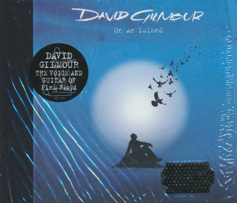 David Gilmour - On An Island [EU] - CD