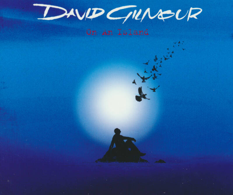 David Gilmour - On An Island [EU] - CD Single