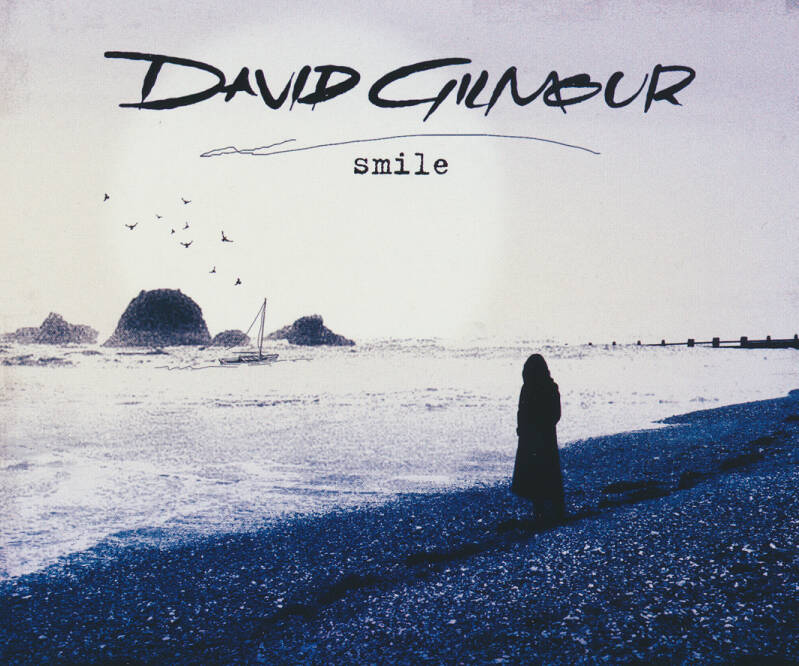 David Gilmour - Smile [EU] - CD Single