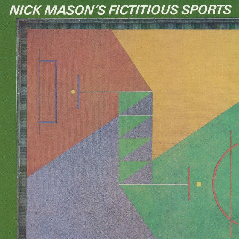 Nick Mason - Fictitious Sports [USA] - CD