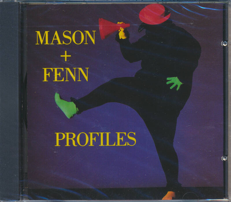 Nick Mason - Profiles [USA] - CD