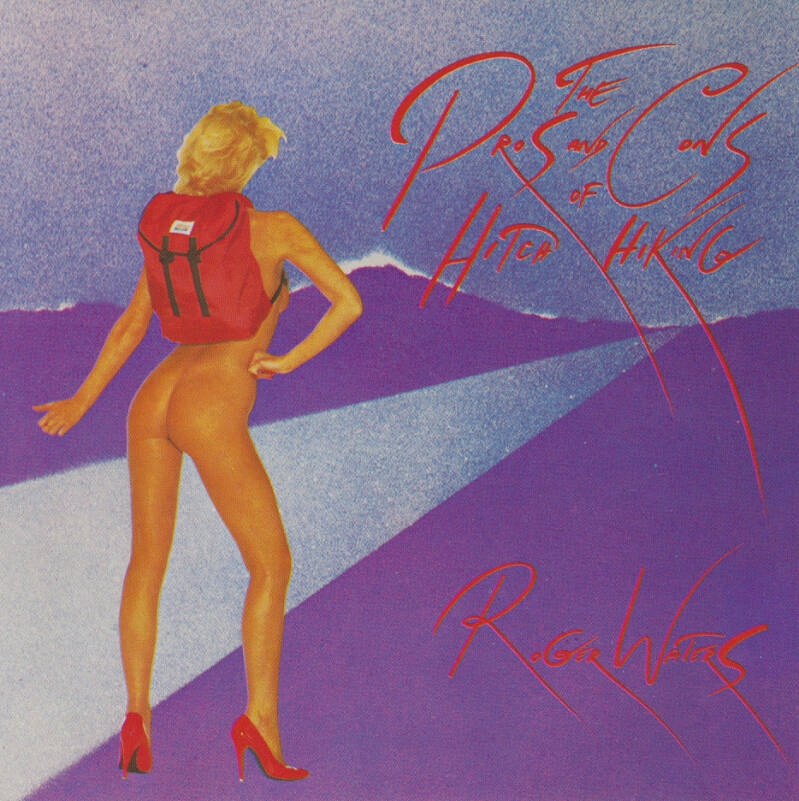Roger Waters - The Pros And Cons Of Hitch Hiking [Australia] - CD