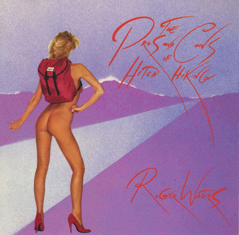 Roger Waters - The Pros And Cons Of Hitch Hiking [Japan] - CD