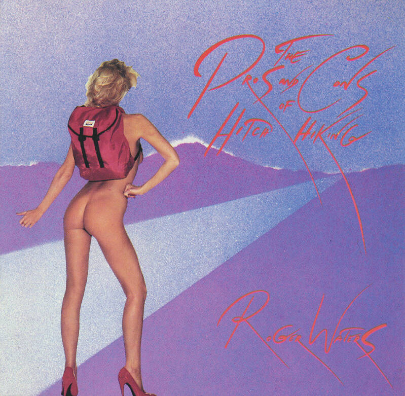 Roger Waters - The Pros And Cons Of Hitch Hiking [Japan/EU] - CD