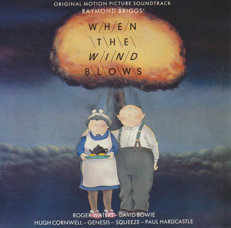 Roger Waters (and others) - When The Wind Blows [France] - CD