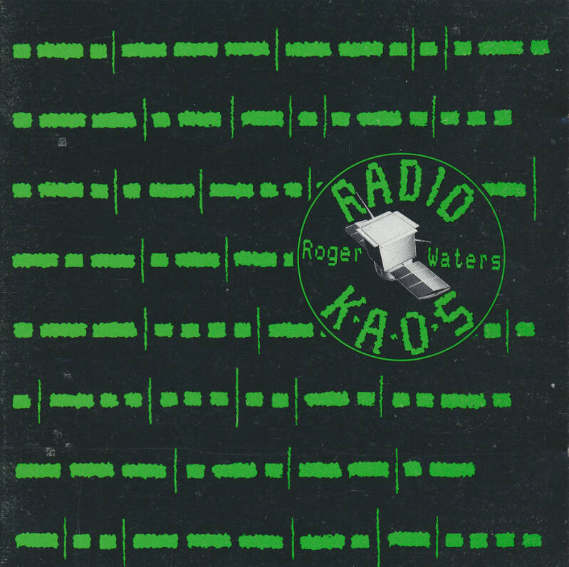 Roger Waters - Radio KAOS [Italy] - CD