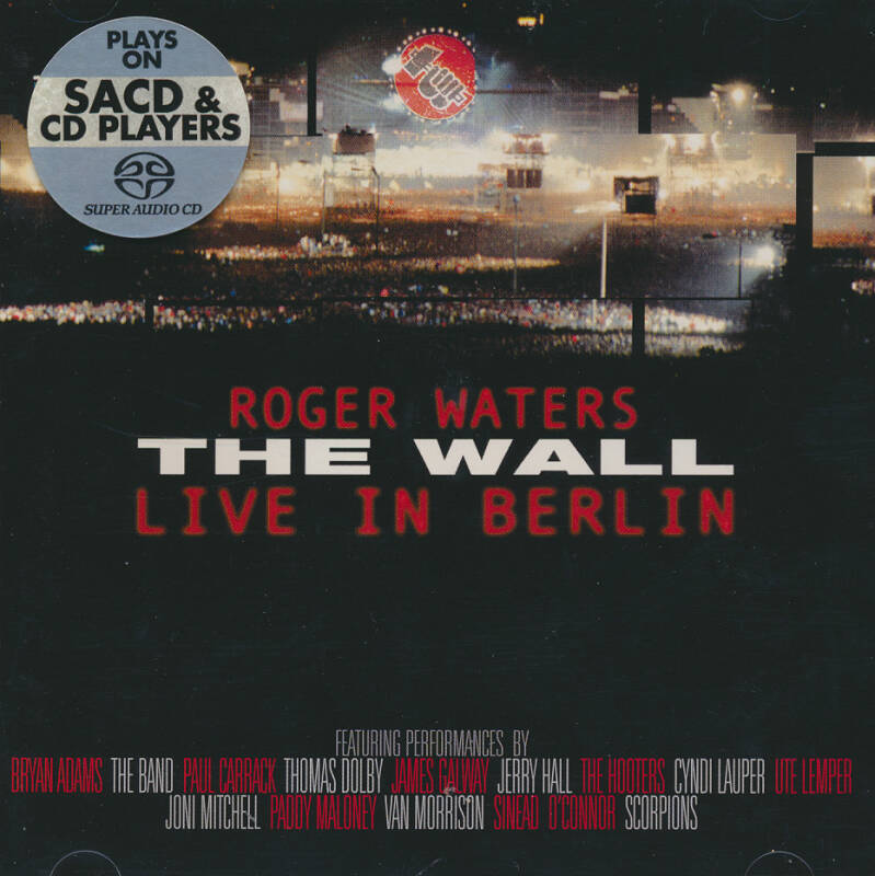 Roger Waters - The Wall Live In Berlin [EU] - SACD