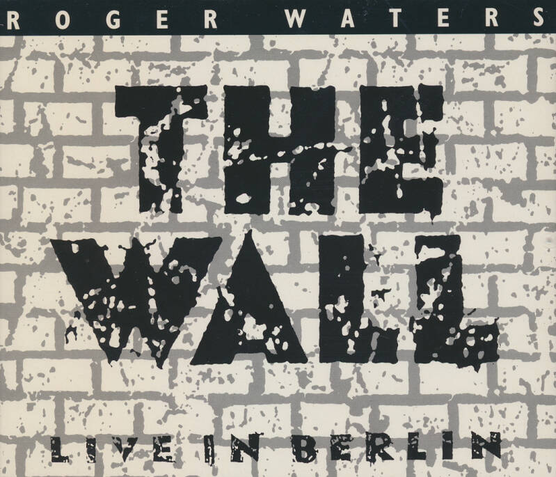 Roger Waters - The Wall Live In Berlin [Czechoslovakia] - 2CD