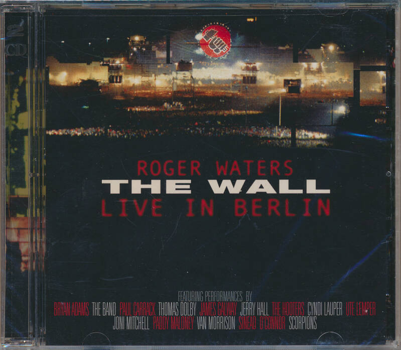 Roger Waters - The Wall Live In Berlin [USA] - 2CD