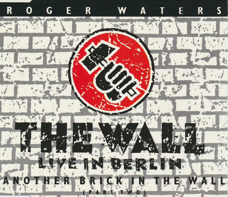 Roger Waters - Another Brick In The Wall Part 2 [Germany] - CD Single