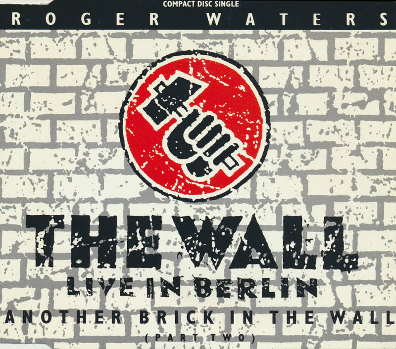 Roger Waters - Another Brick In The Wall Part 2 [UK] - CD Single