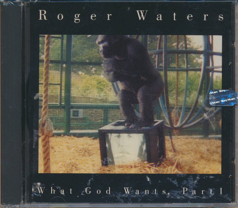 Roger Waters - What God Wants Part 1 [USA] - CD Single