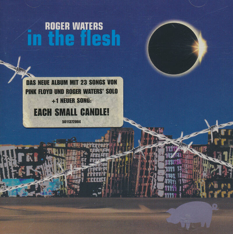 Roger Waters - In The Flesh [Austria. mauve symbols] - 2CD