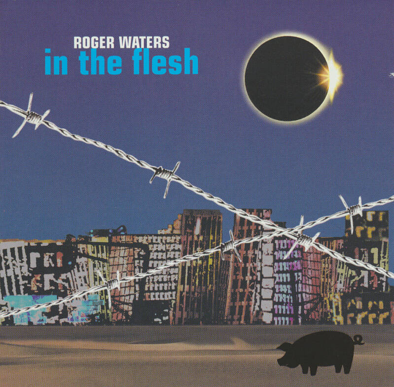 Roger Waters - In The Flesh [Austria, black symbols] - 2CD