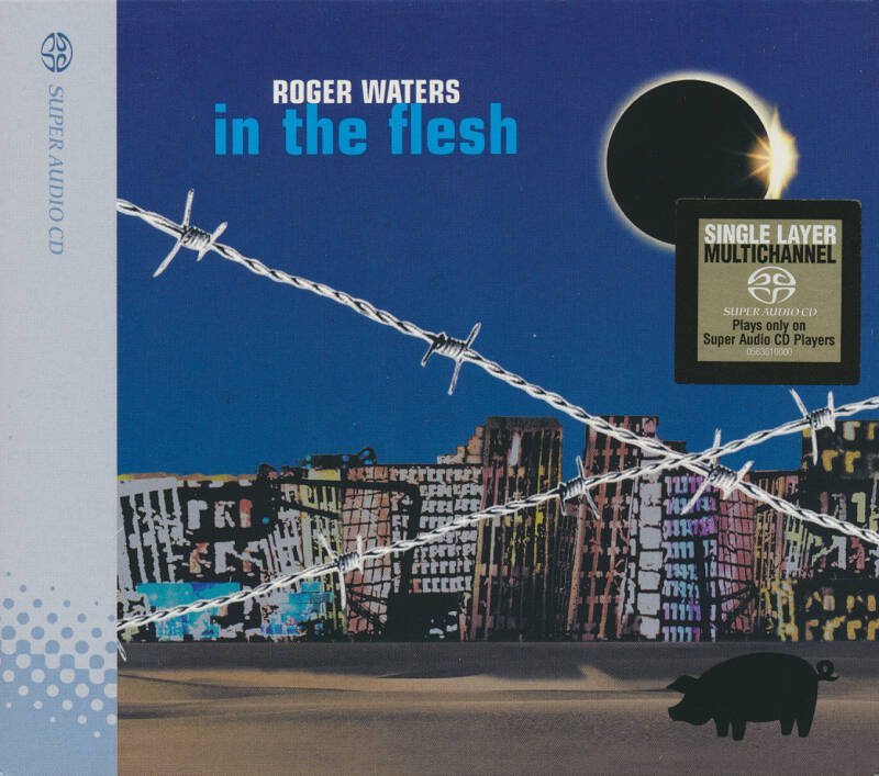 Roger Waters - In The Flesh [Austria] - SACD