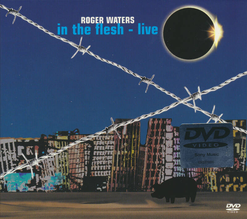 Roger Waters - In The Flesh [EU] - DVD